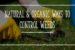 Natural Way To Get Rid Of Weeds
